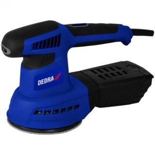 DEDRA Excentercsiszoló (430W/125mm) (DED7947) Minden termék