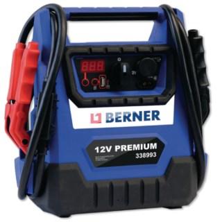 BERNER Booster 12V PREMIUM 22 Ah Minden termék