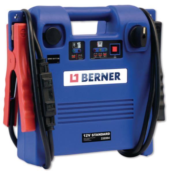 BERNER Booster 12V STANDARD 16 Ah Minden termék
