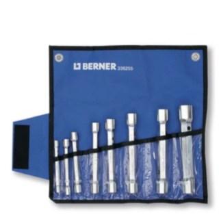 BERNER Dupla dugókulcs készlet kovácsolt, 8 részes Minden termék
