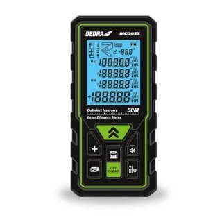 DEDRA lézeres távolságmérő 50 m Minden termék