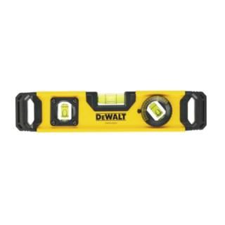 """DeWALT DWHT0-43003 Vízmérték 250 mm 3 lib. ipari """"Torpedo"""" Minden termék"""