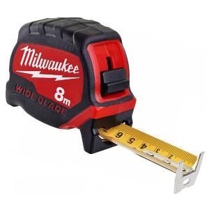 MILWAUKEE PREMIUM Széles mérőszalag 8m/33mm (4932471816)