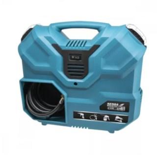 """DEDRA DED7076V Akkumulátoros tartály nélküli kompresszor 2x18V """"akku és töltő nélkül"""" Minden termék"""
