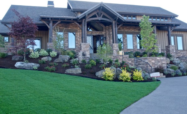 great landscaping ideas increase