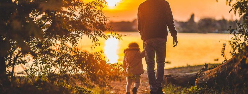 Father and child - Family Law page header image