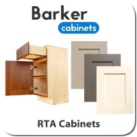 Custom RTA Cabinets - Made in USA