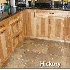 Kitchen Cabinets To Go Rehab On A Budget Hickory Shaker- Lambert Project