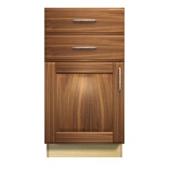 2 Drawer Base Kitchen Cabinet Cool Faucets 1 Door And