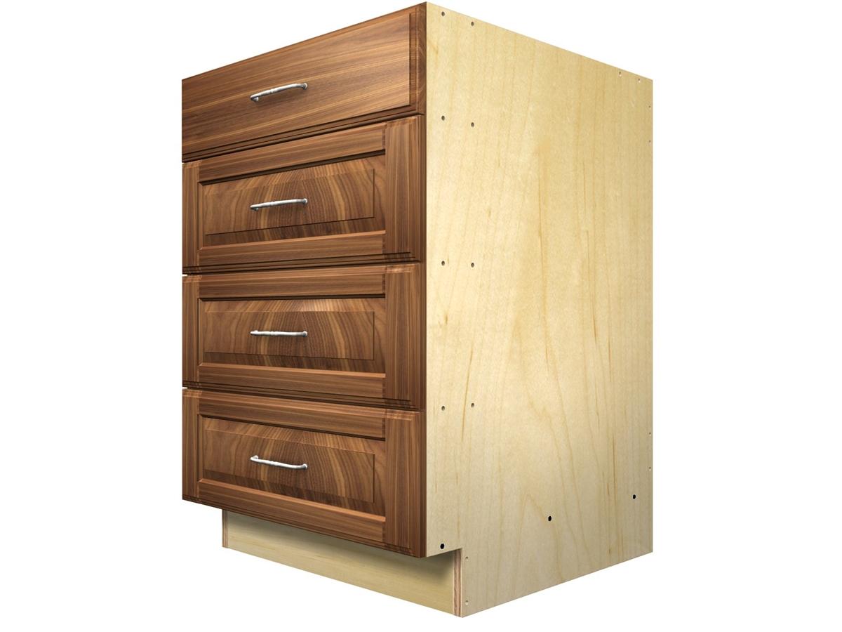 5 drawer kitchen base cabinet makeover ideas 4