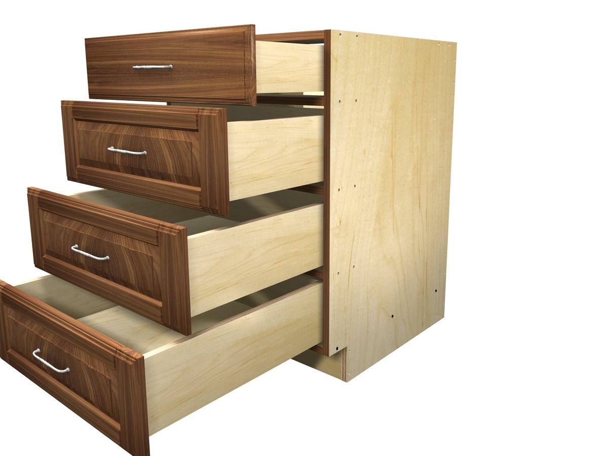 5 drawer kitchen base cabinet ceramic canister sets 4