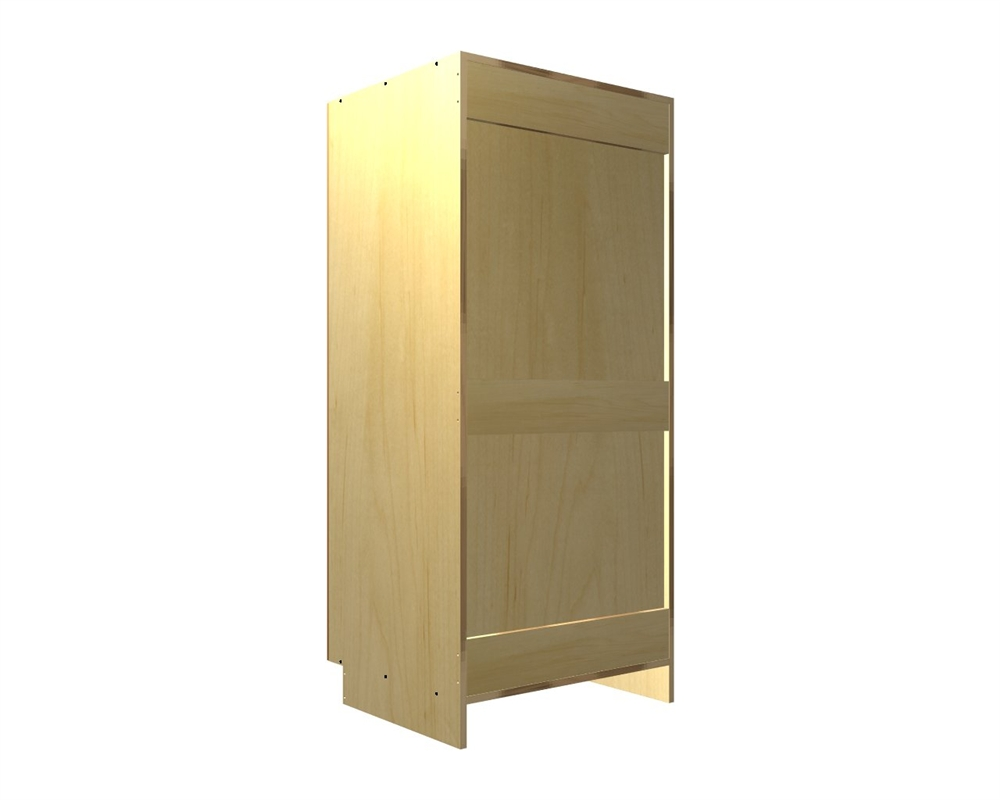 2 door tall pantry cabinet