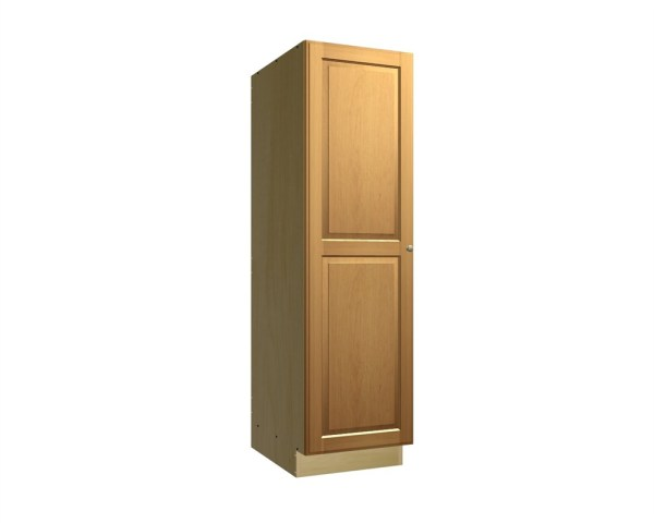 Tall Pantry Cabinets with Doors