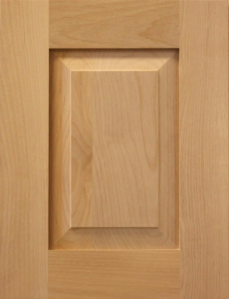 Shaker RAISED Panel Sample Cabinet Door