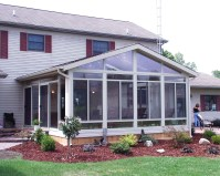 Custom Sunrooms in St. Louis >> Call Barker & Son at 314 ...