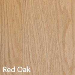 Red Oak Unfinished Wood Veneer 4X8