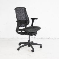 Herman Miller Celle Chair | black computer chair | mesh ...
