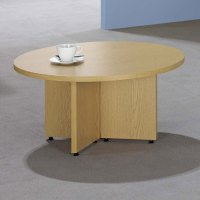 Round Reception Coffee Table | round table for waiting ...