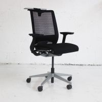 Steelcase Think Operator Chair with coat hanger | mesh ...