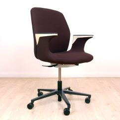 Vitra Ergonomic Chair Fabric Recliner Worknest Task Computer Designer