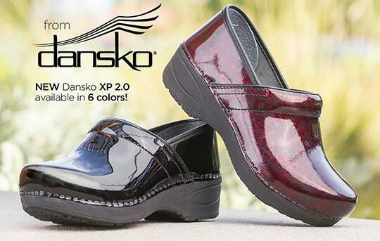 Dansko Shoes Make Noise