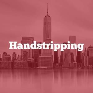 handstripping