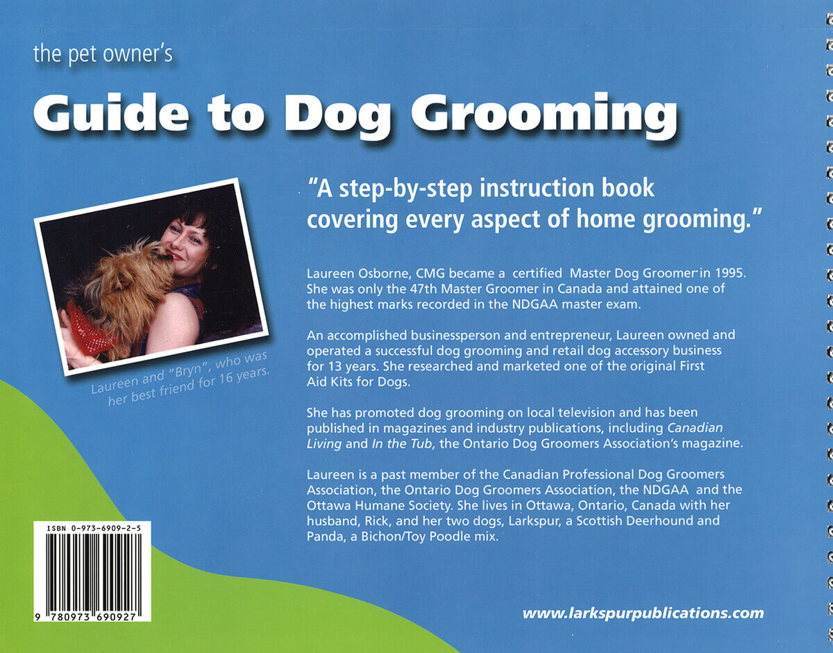 The Pet Owner's Guide to Dog Grooming
