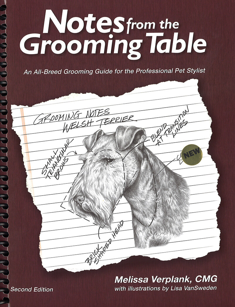Notes from the Grooming Table ...