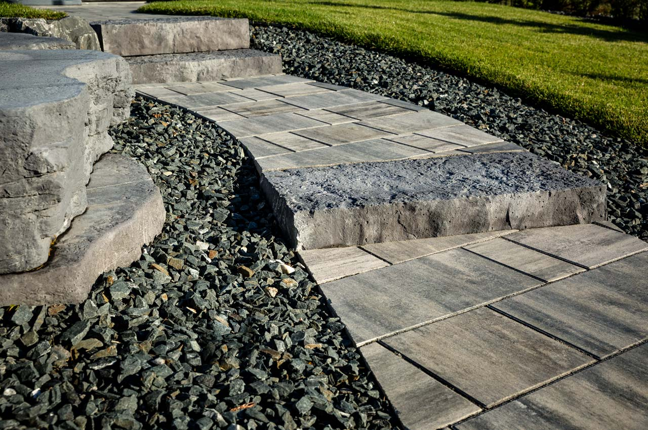 Rosetta Dimensional Step and Broadway Paver