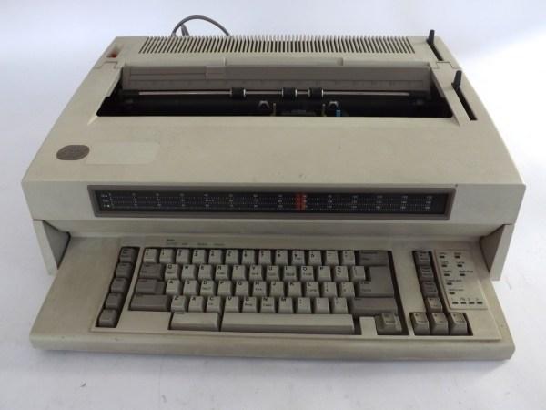 Typewriters - Barkode Props