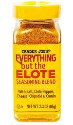 Trader Joe's elote seasoning blend.