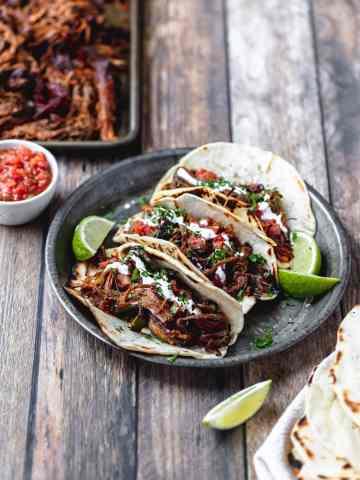 chipotle beer braised beef tacos