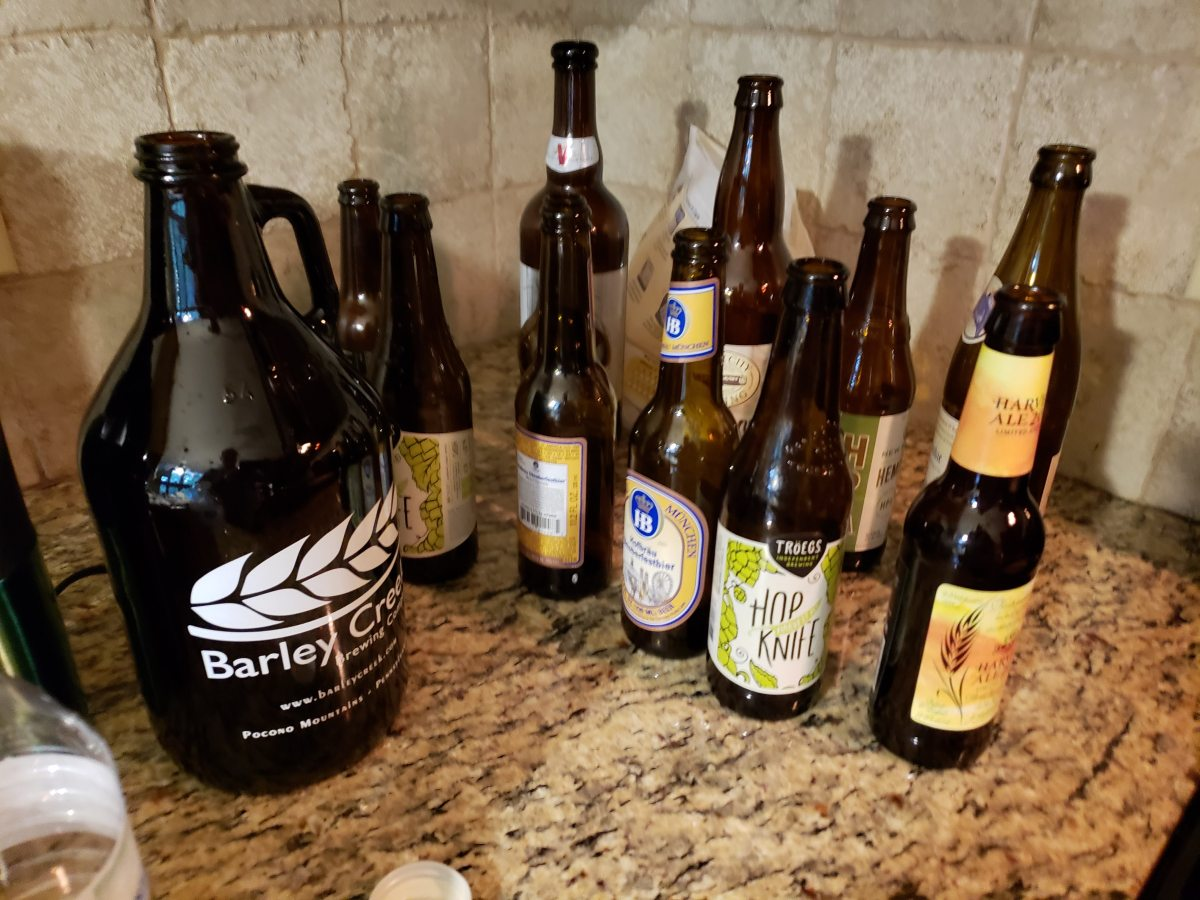 Bottle Shares: Finally Tasting Those Cellared Beers