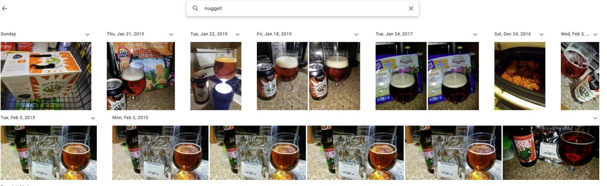 Tardy Beer Resolutions And Thoughts