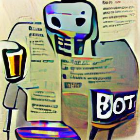 Machine Learning image of Botty McBotface