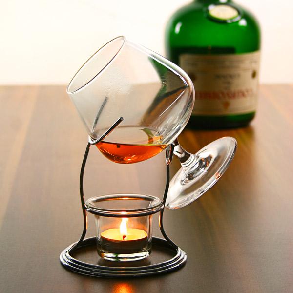 CognacBrandy Warmer Amp Glass Traditional Brandy Warmer