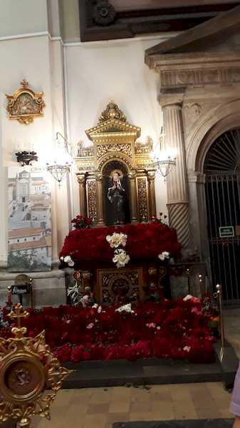 Capilla de Santa Rita de Cacia