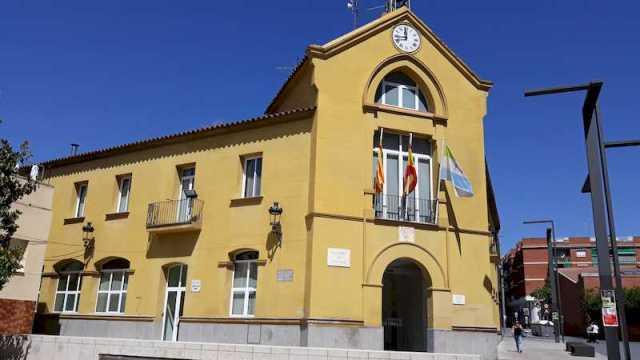 Ayuntamiento de Montmeló. Fachada