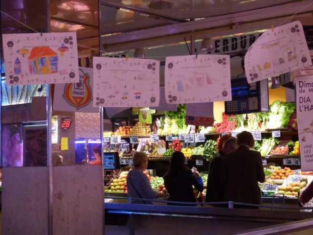 El Mercado del Carmel (V)