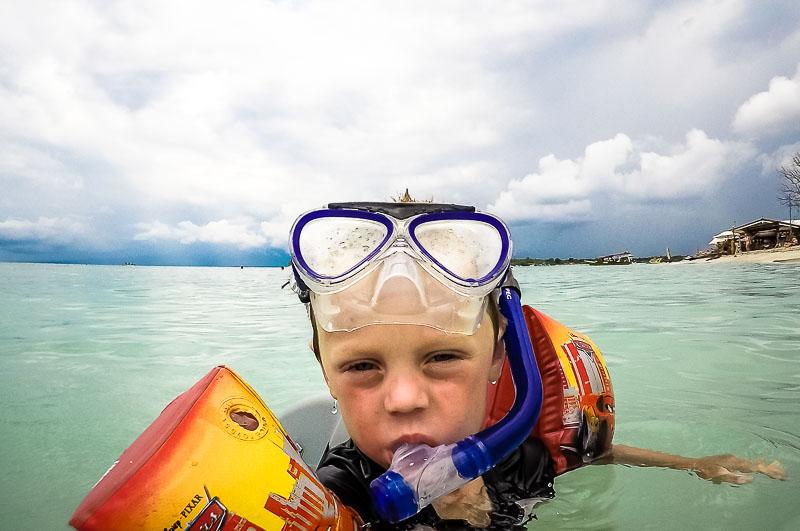 Snorkling Gili Trawangan