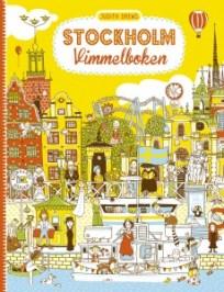 Stockholm - Vimmelboken