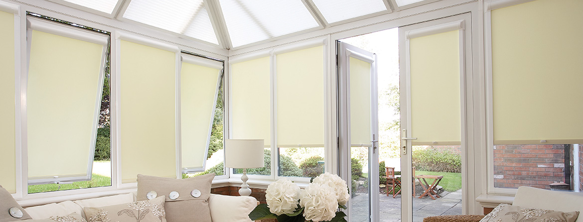 Made to measure Perfect Fit & Intu Blinds from Barnes Blinds in Stoke-on-Trent