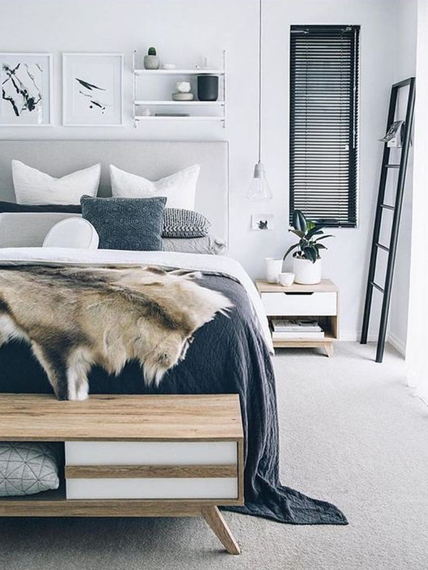 spatial planning - bedroom