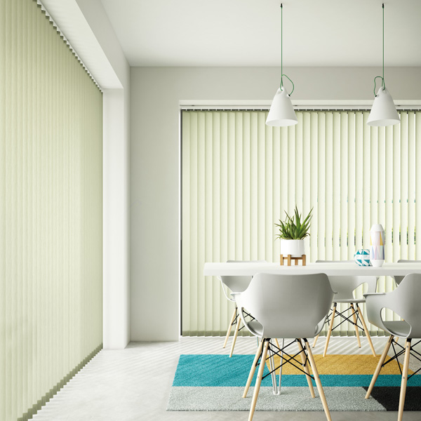 vertical blinds stoke on trent