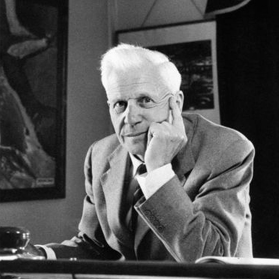 Barnes Wallis at Work