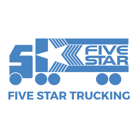 five star trucking logo