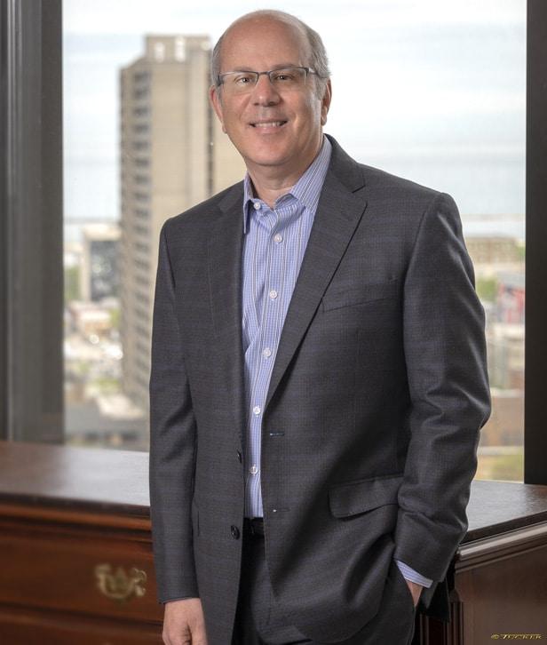 Larry Friedman Director Headshot