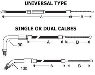 Genuine Barnett Cables