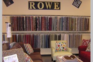 Furniture Stores In Al Barnett Furniture Rowe Fine Furniture Chair And Ottoman You Choose