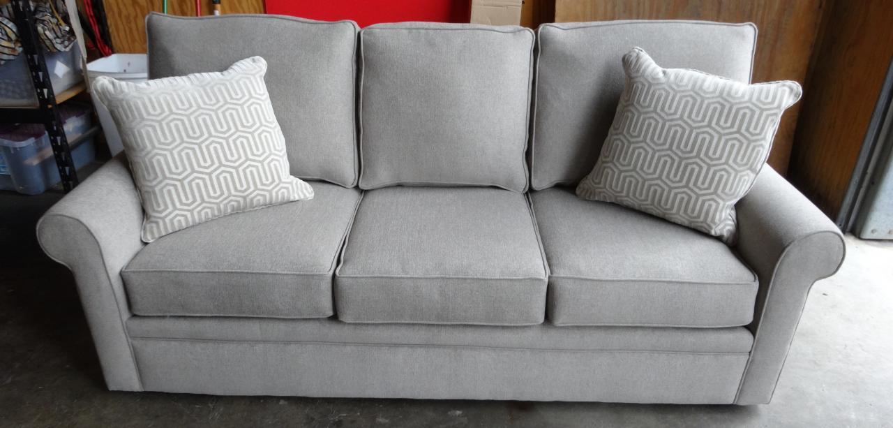 dalton sofa bed with studs barnett furniture rowe